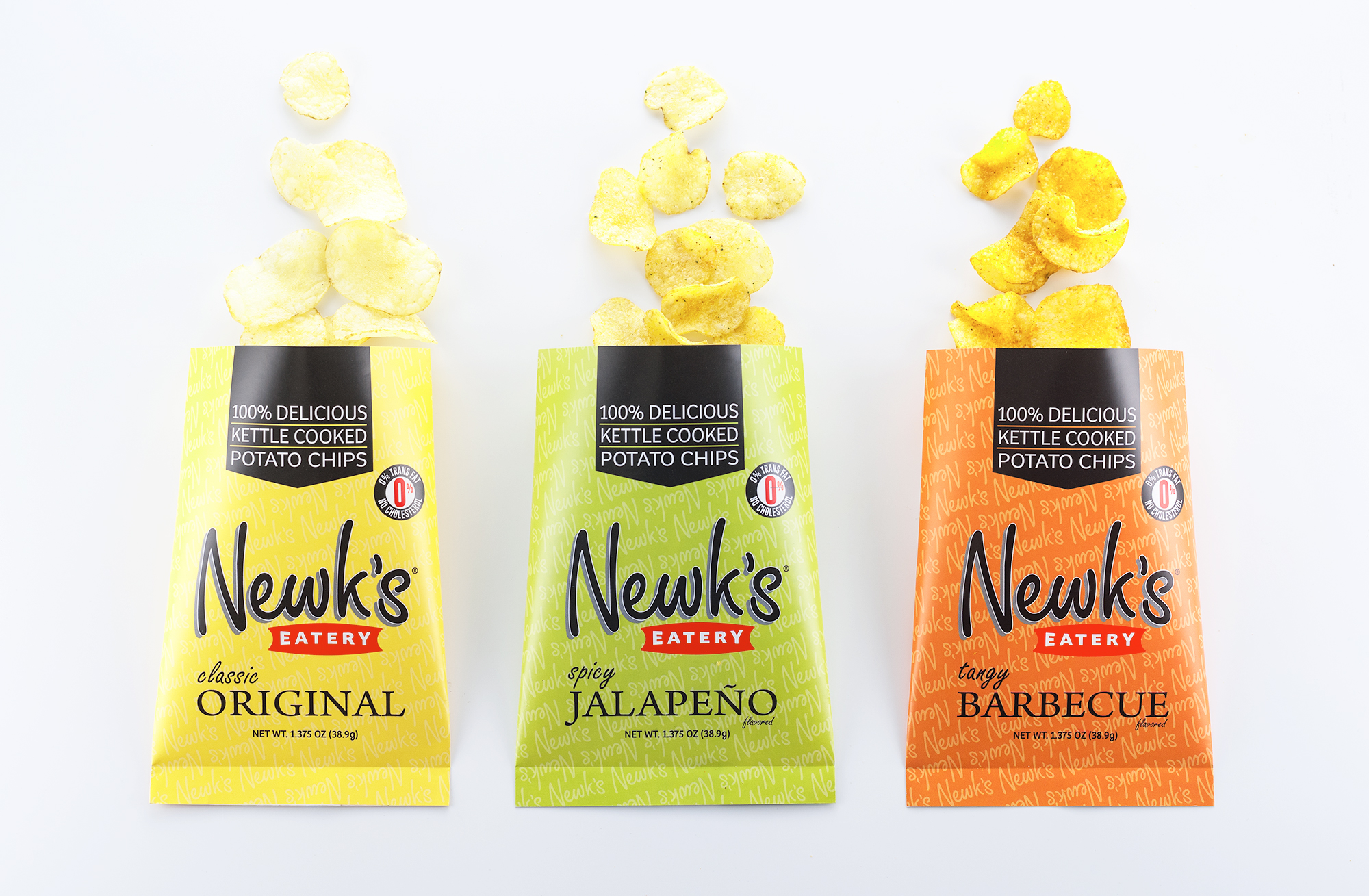 Newk's Chip Bags