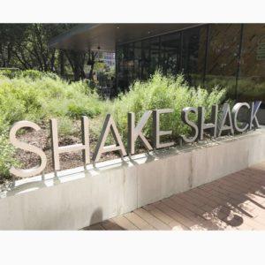 Shake Shack Exterior Signage