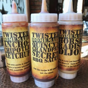 Twisted Root Sauces