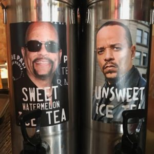 "Clever ""Ice Tea"" Dispensers"