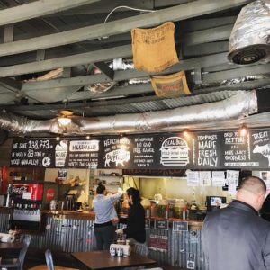 Twisted Root Interior