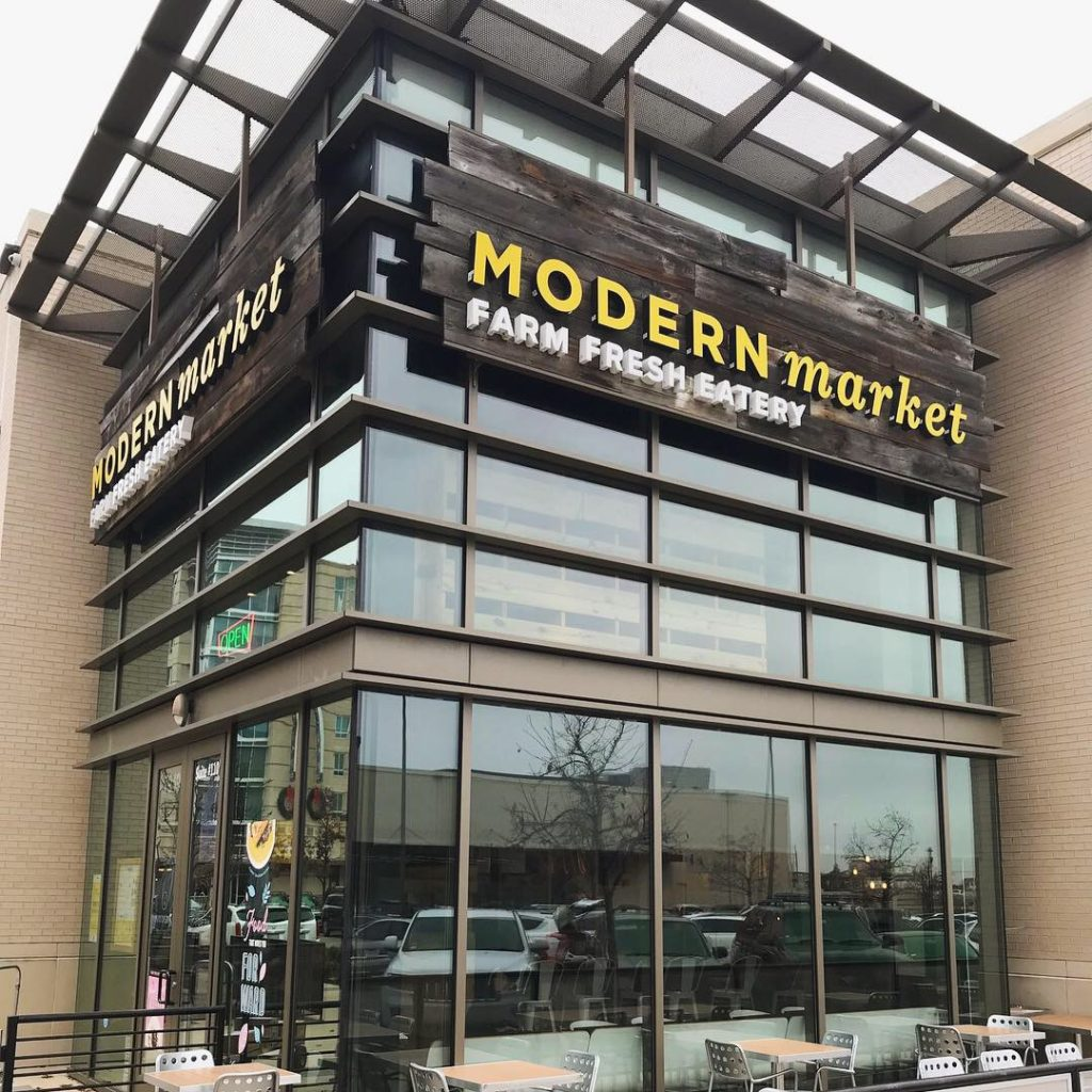 Modern Market Farm Fresh Eatery