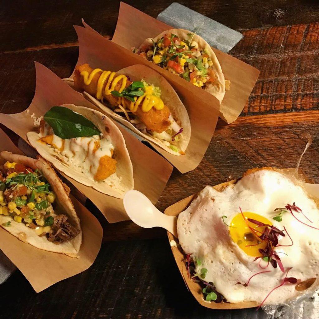 Delicious Tacos & Tots
