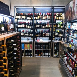 7-Eleven Wine Room
