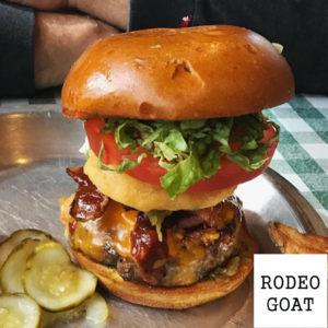 Rodeo Goat