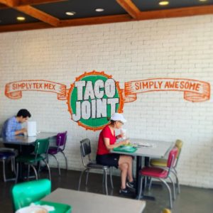 Taco Joint Patio