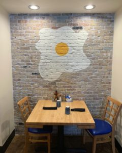 Yolk Interior Wall Graphic