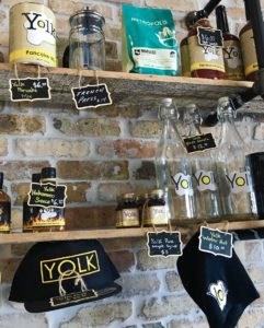 Yolk Merchandise