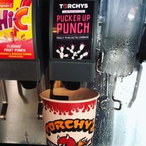 Torchy's Branded Soda