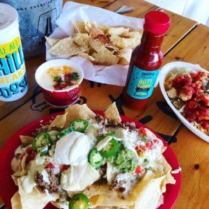 Nachos & Burrito Bowl