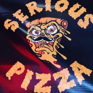 Serious Pizza Banner