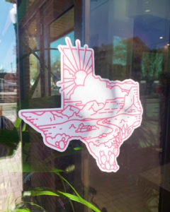 Tejas Decal