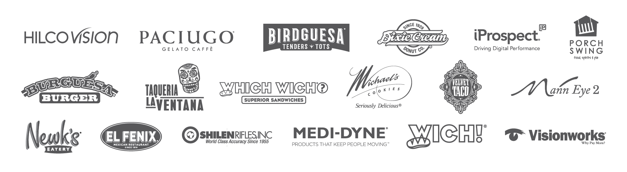 Client Logos 2021